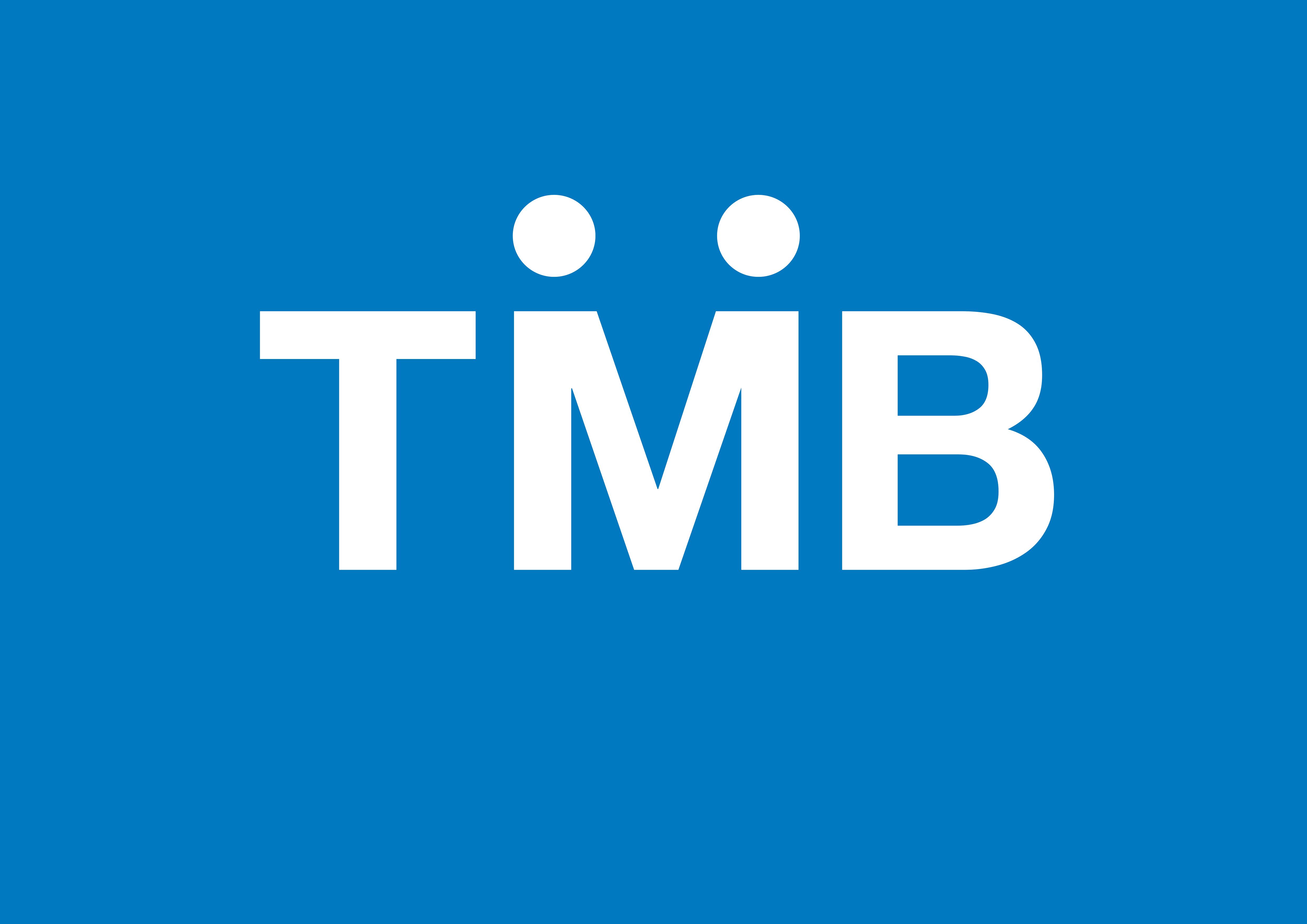 tmb logo ������������������������ �������� ���������