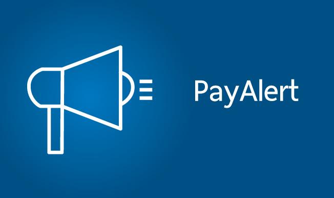 Pay Alert