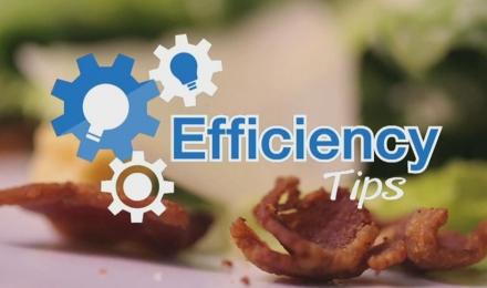 รายการ Efficiency Tips ตอน พิซซ่าสร้างกำไร เสริฟร้อนเสร็จไว