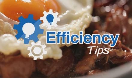 รายการ Efficiency Tips ตอน ผลิตน้ำจิ้มได้ดี ไม่มีเสียทิ้ง