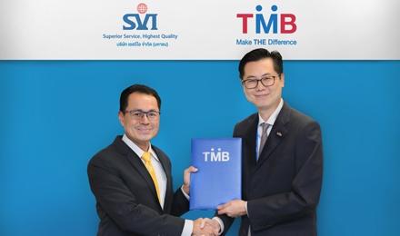 ทีเอ็มบี สนับสนุน เอสวีไอ ซื้อกิจการSeidel Electronics Group