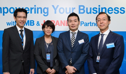 Empowering Your Business with TMB and Japanese Partners