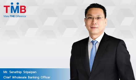 TMB appoints Senathip as new Chief Wholesale Banking Officer
