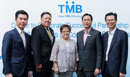 ทีเอ็มบี สนับสนุนธุรกิจก่อสร้างเพื่อภาครัฐ