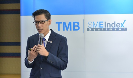 ความเชื่อมั่น SME ไตรมาสแรกฟื้นตามแนวโน้มเศรษฐกิจ