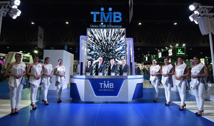 ทีเอ็มบี จัด 12 โปรโมชั่นลุยงาน Money Expo 2018