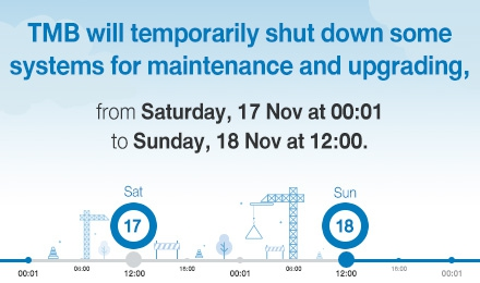 TMB will temporarily shut down some systems