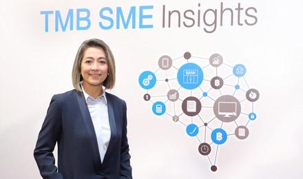 ทีเอ็มบี แนะทางช่วย SME