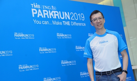 TMB partners with ING Bank to host TMB | ING PARKRUN 2019