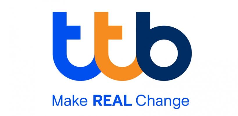 ทีเอ็มบีธนชาต เปิดตัวโลโก้ ttb