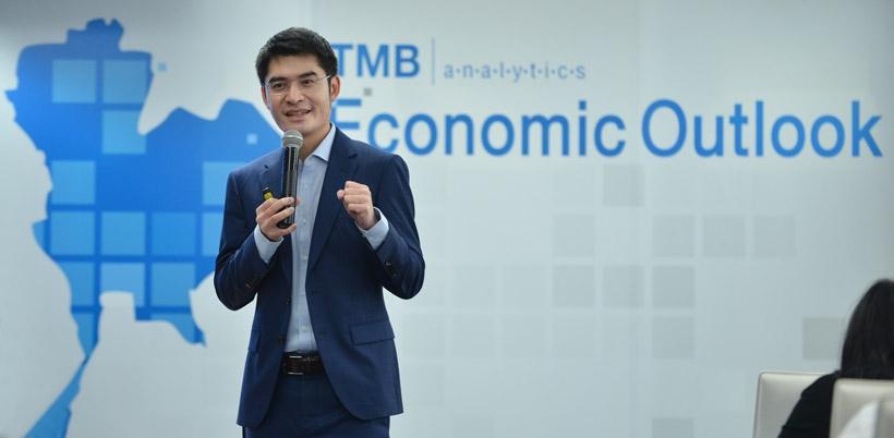 ทีเอ็มบีมองเศรษฐกิจไทยปี 62 ไปต่อได้จากแรงขับเคลื่อนภายในเน้นๆ