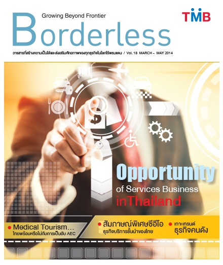 Opportunity of Services Business inThailand