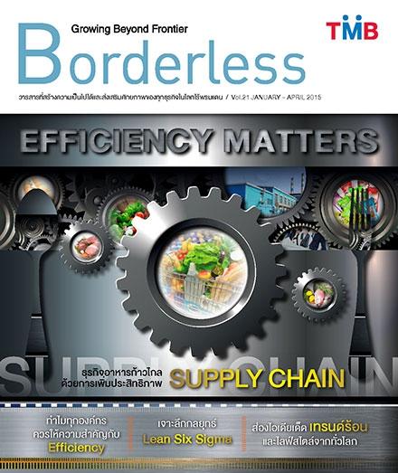 ธุรกิจอาหารก้าวไกล ด้วยการเพิ่มประสิทธิภาพ Supply Chain