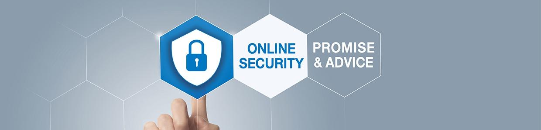 บริการรับรองความปลอดภัยและคำแนะนำการใช้ Online Banking