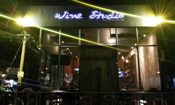 ไวน์ สตูดิโอ (Wine Studio)