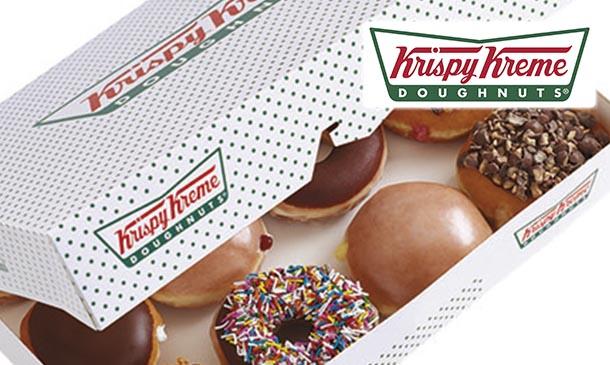 คริสปี้ครีม (Krispy Kreme Doughnuts)