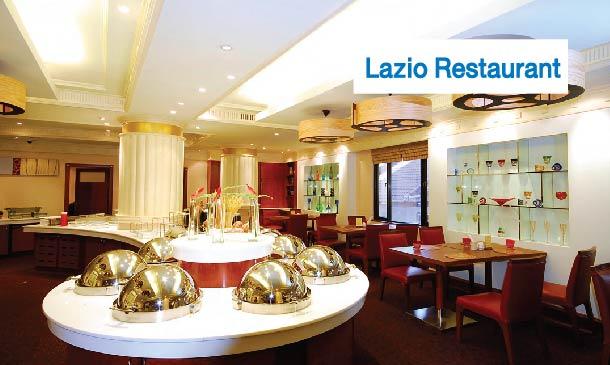 ห้องอาหารลาซิโอ