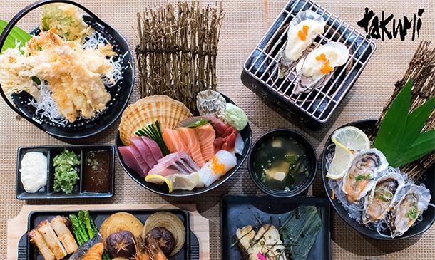 ห้องอาหาร Takumi โรงแรม Swissotel Bangkok Ratchada
