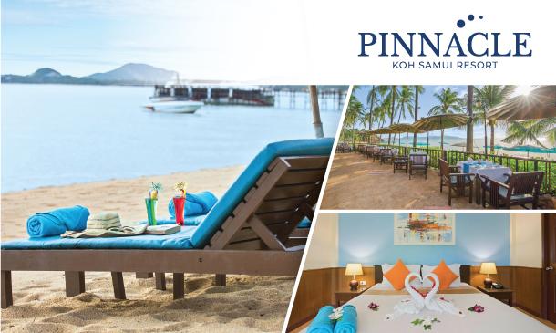 พินนาเคิล สมุย รีสอร์ท (Pinnacle Samui Resort)