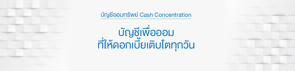 Cash Concentration Account