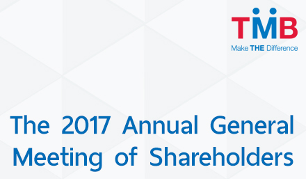 The 2017 Annual General Meeting of Shareholders