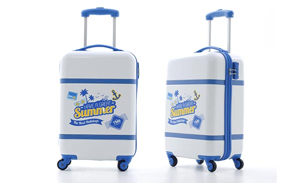กระเป๋าเดินทาง Happy Summer 20 นิ้ว