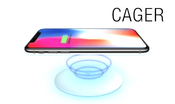 Wireless Charger CAGER WL2